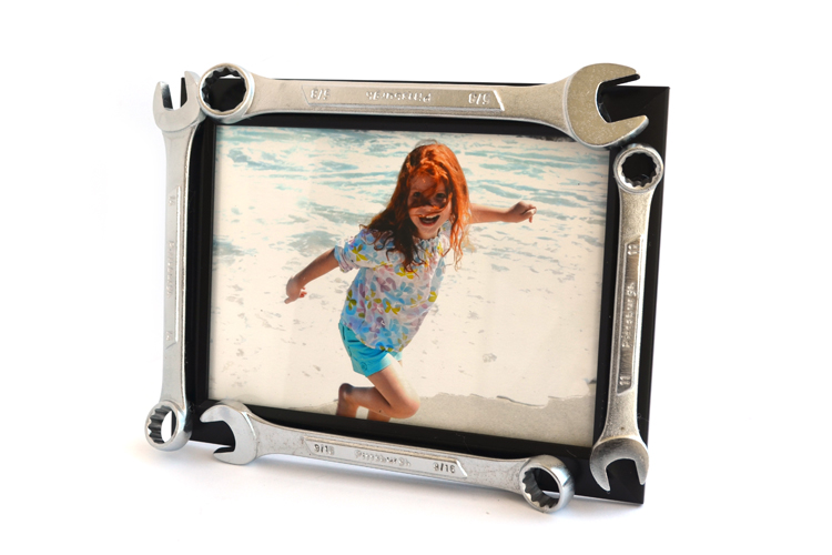 fathers day - Wrench Picture Frame