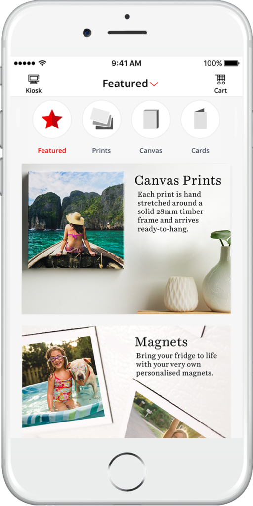 Kodak Moments App Featured